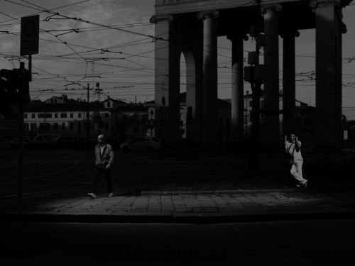 Piazza XXIV Maggio - Alex Majoli/Magnum Photos