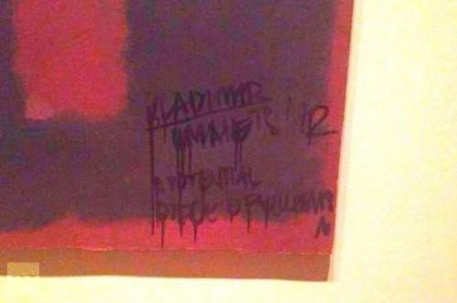 Rothko, un restauro necessario?