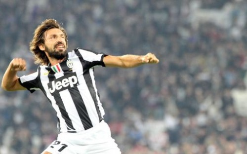 Andrea Pirlo Juventus