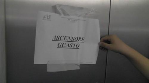 Quel guasto all ascensore che mi fa sentire disabile - Ascensore in casa ...