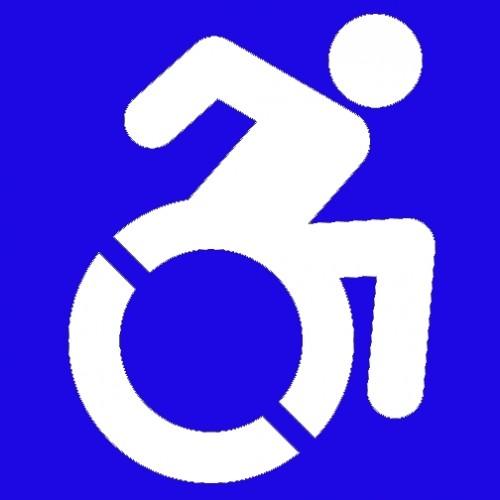Disabili in motion come cambia il simbolo della for Moving from new york to la