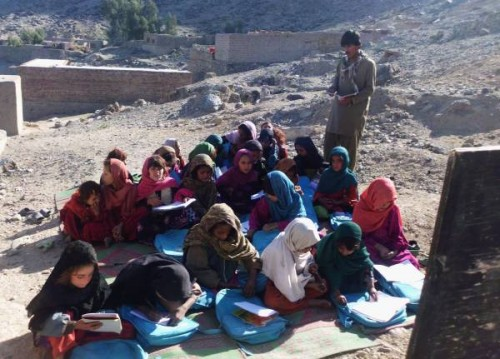 AFGHANISTAN-EDUCATION
