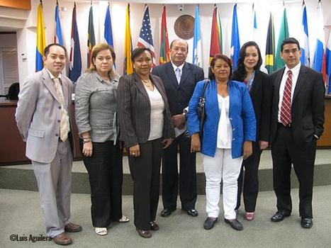 Eloisa Barrios at IACHR