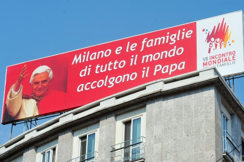 Cartellone per il Family Day