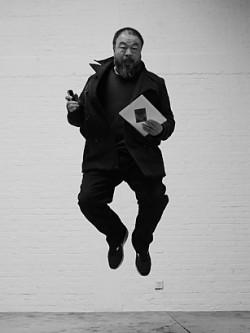 Ai Weiwei, autoscatto per il Time