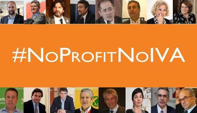 #NoprofitNoIVA